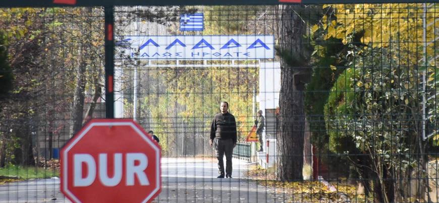 Dört gündür Türkiye-Yunanistan sınırında kalan 'IŞİD'li ABD'ye gönderilecek