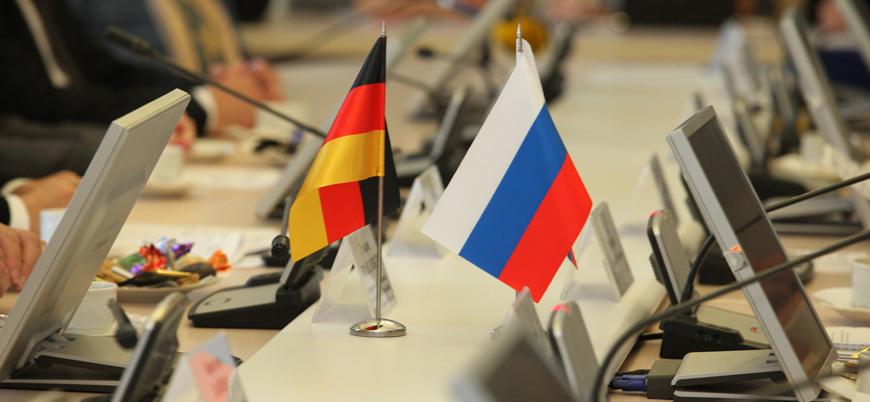 Rusya ve Almanya'dan Ukrayna'da 'Donbass' uzlaşısı