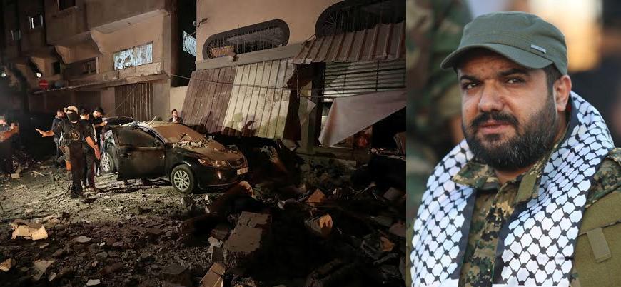 İslami Cihad'ın üst düzey askeri ismi Baha Ebu el Atta Gazze'de öldürüldü