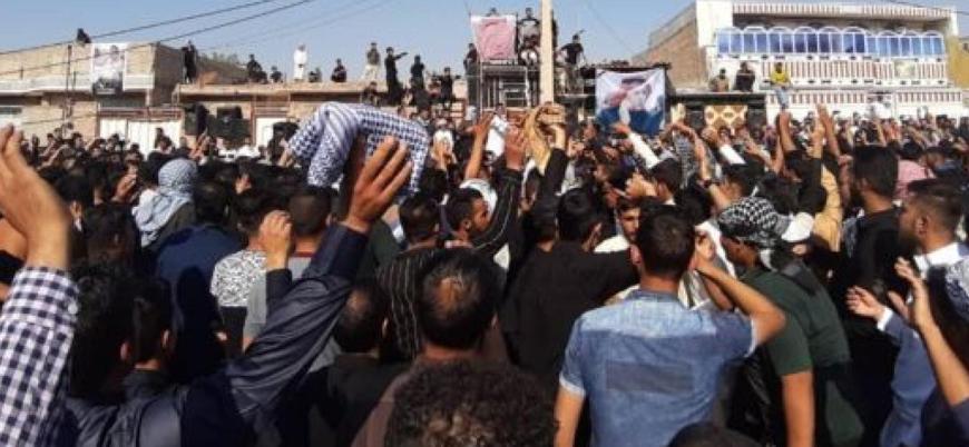 Arap şairin şüpheli ölümü sonrası İran'ın Ahvaz şehrinde halk ayaklandı