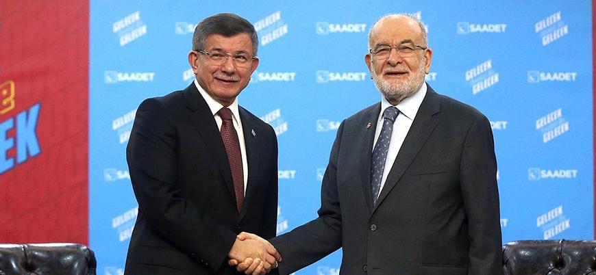Karamollaoğlu: Davutoğlu ve Babacan'ın partileriyle ittifak kurabiliriz
