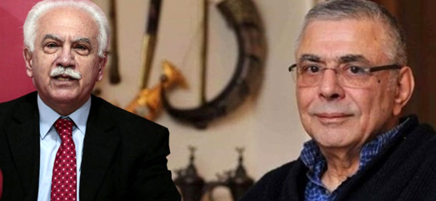 Eski MİT üyesi Mehmet Eymür: Doğu Perinçek ABD ajanıdır, Hiram Abas'ı öldürtmüştür