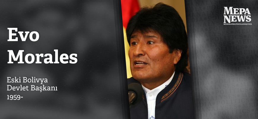 Evo Morales kimdir?