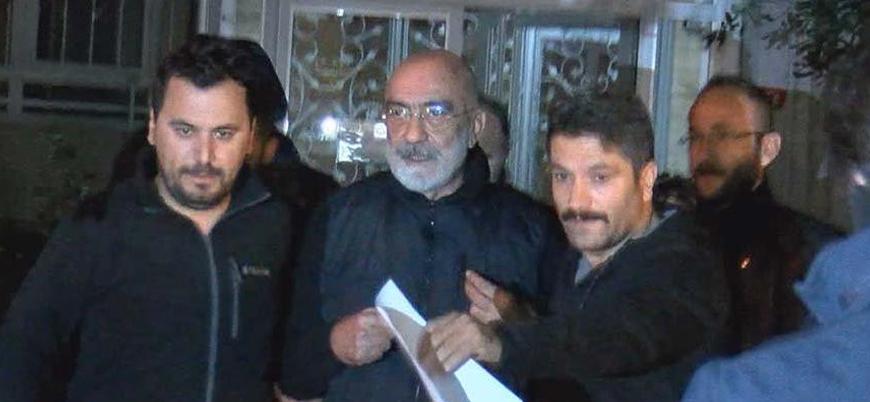 Bir hafta önce tahliye edilen Ahmet Altan yeniden tutuklandı
