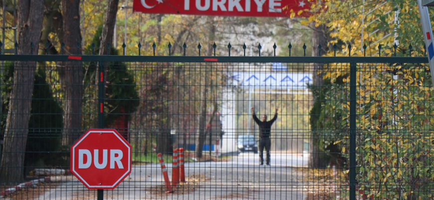 Türkiye-Yunanistan sınırındaki tampon bölgede kalan IŞİD'li hakkında yeni gelişme