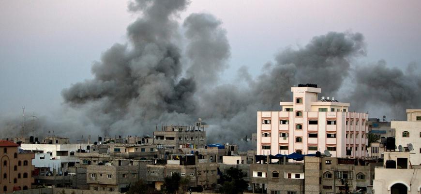 İsrail'in Gazze'ye yönelik saldırılarında ölü sayısı 22'ye yükseldi