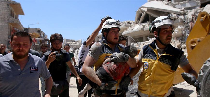 Rusya destekli Esed rejimi Nisan ayından bu yana 1000'den fazla sivili öldürdü