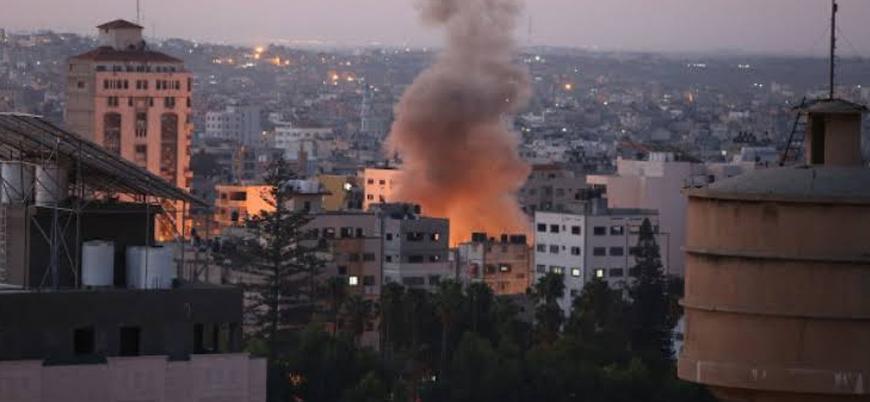 İsrail Gazze'de sivilleri bombaladı: Aynı aileden 8 kişi hayatını kaybetti