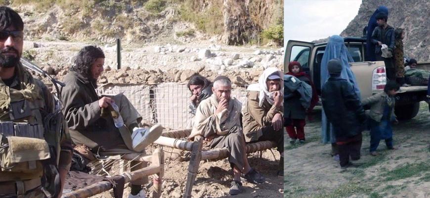 Afganistan'da Taliban ile çatışmalardan kaçan IŞİD'liler Kabil hükümeti güçlerine teslim oldu