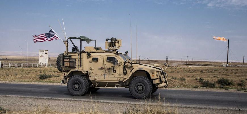 ABD Suriye'nin kuzeydoğusunda 500'den fazla asker konuşlandıracak