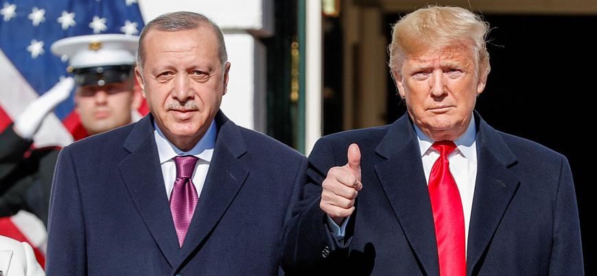 """Trump görüşmesi ABD basınında: """"Hiçbir lider Erdoğan kadar istediğini elde edemedi"""""""