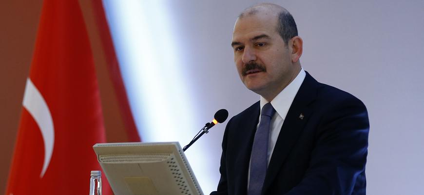 İçişleri Bakanı Süleyman Soylu'dan 'Rabia Naz' açıklaması