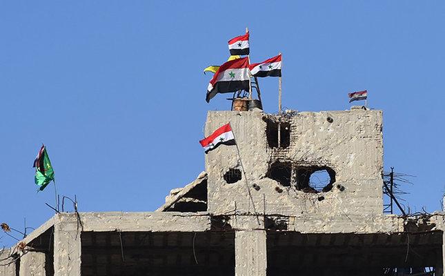 YPG'nin kantonlarını rejim birleştirdi