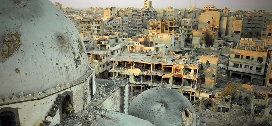 Sebep Rus bombardımanı: İdlib'de cuma namazları iptal edildi