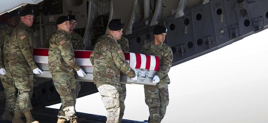 """""""İntihar ABD ordusu için savaşlardan daha ölümcül"""""""