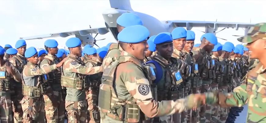 Türkiye'de eğitim gören 500 Somalili asker Eş Şebab'a karşı savaşacak