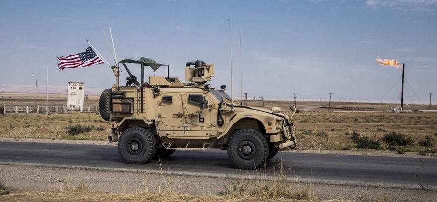 ABD Suriye'de 600 asker bırakacak