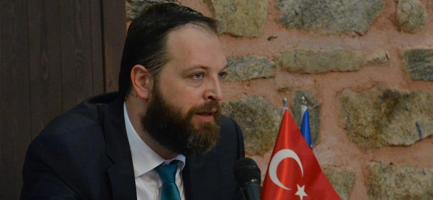Fatih Tezcan hakkında 'Atatürk'e hakaret'ten soruşturma başlatıldı
