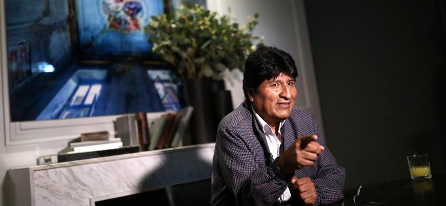 Morales: ABD'nin beni Guantanamo'ya götüreceğinden emindim