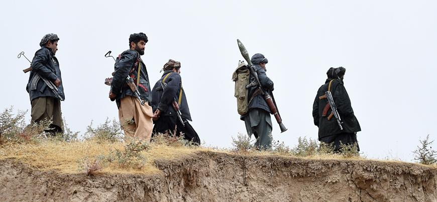 """""""Taliban bir haftada 409 Kabil hükümeti askerini öldürdü"""""""