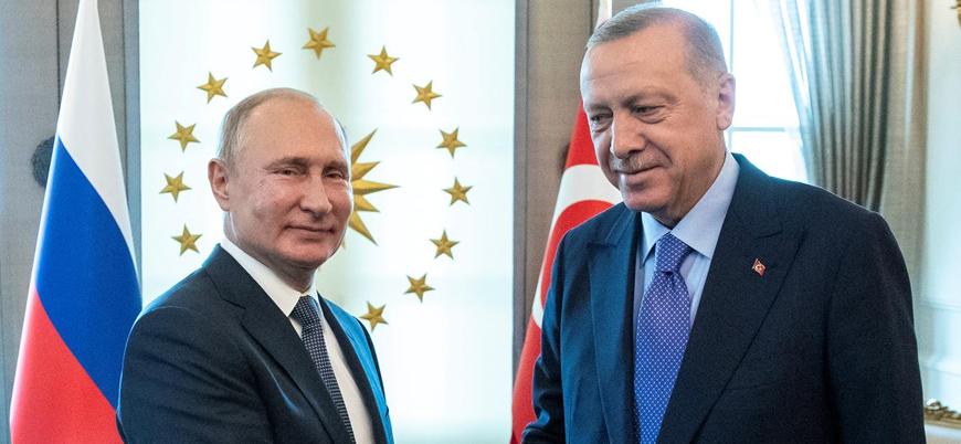 Putin Ocak ayında Ankara ziyaretinde Erdoğan ile görüşecek