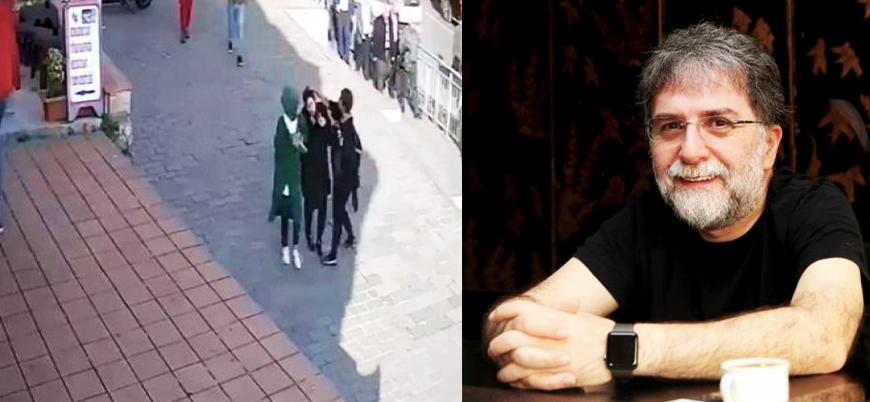 Ahmet Hakan 'Karaköy saldırısı'nı köşesine taşıdı: Aklı başında hiçbir Atatürkçü başörtülü kadına saldırmaz