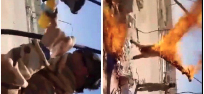 Rusya Suriyeli mahkumun infaz edildiği görüntülerin soruşturulmasını reddediyor