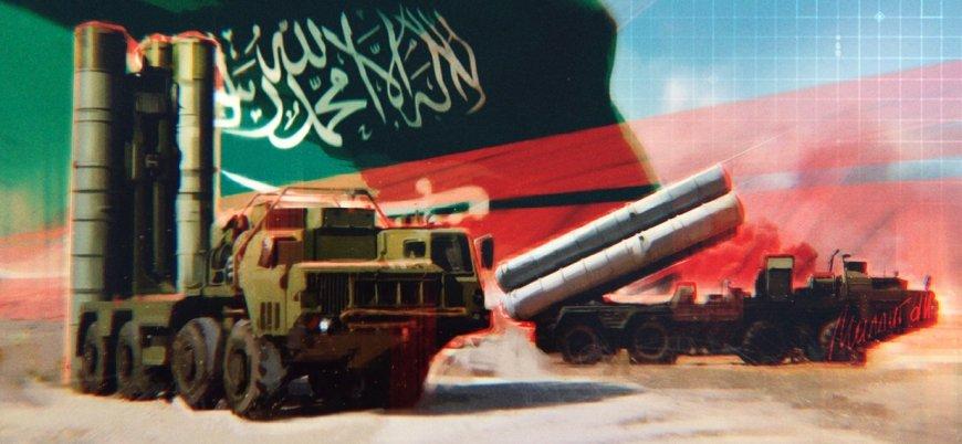 Rusya ile Suudi Arabistan arasında S-400 görüşmeleri devam ediyor