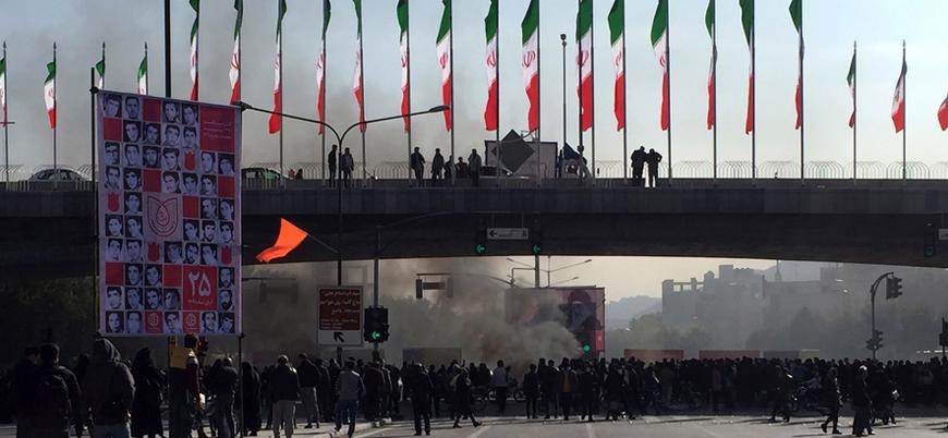 İran'da protestolar ülke geneline yayılıyor