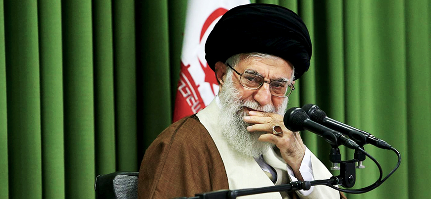İran lideri Hamaney: Protestolar halk tarafından yapılmıyor