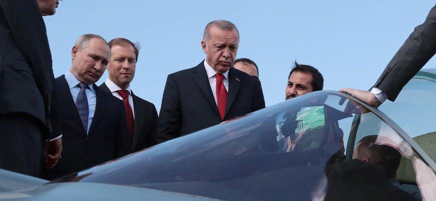 Rusya: Türkiye'ye Su-57 yerine Su-35 verebiliriz