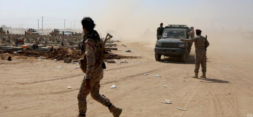 Yemen sınırında iki Suudi Arabistan askeri öldü