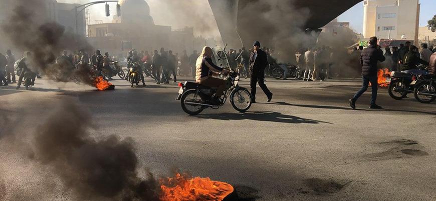 """ABD'den protestolara destek: """"İran halkının yanındayız"""""""