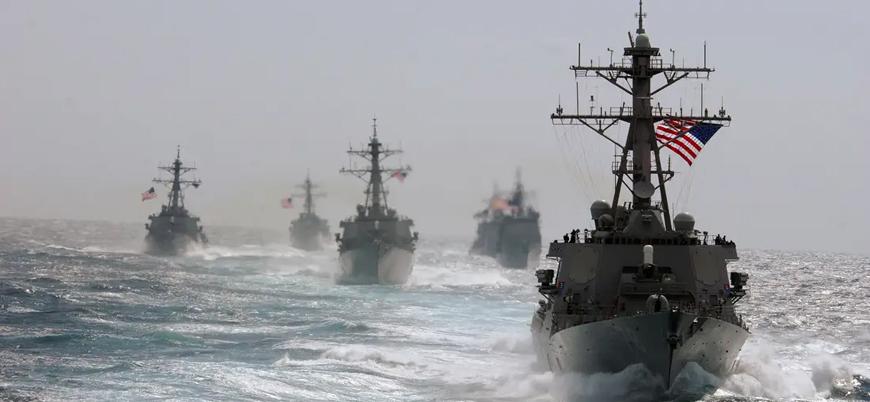 Çin'den ABD'ye: Güç gösterisine son ver