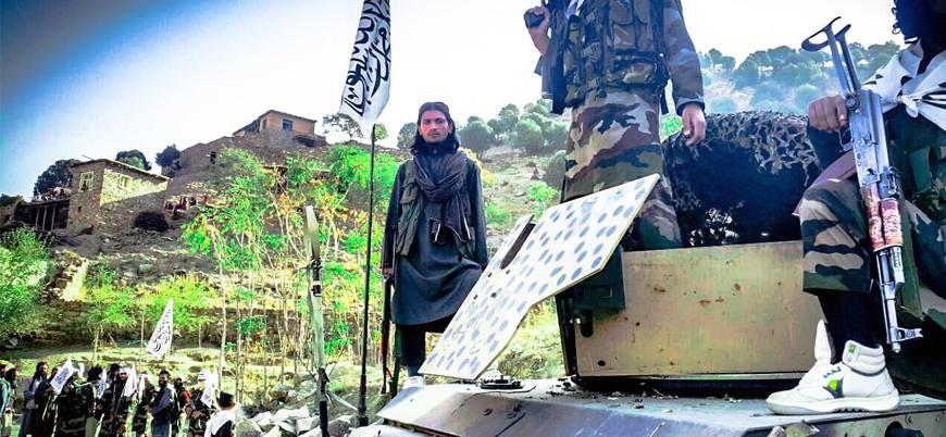 Taliban: Nangarhar'da IŞID'i bitirdik, Kabil hükümetine sığındılar