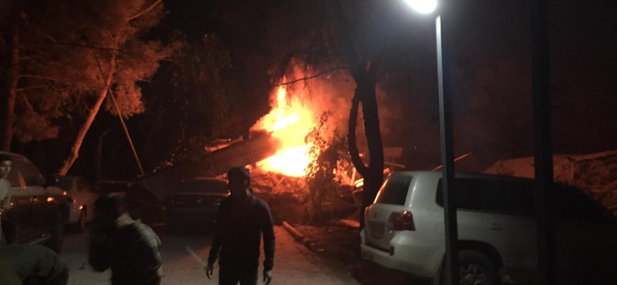 Milli Savunma Bakanlığı'ndan Şanlıurfa'daki patlamaya dair açıklama