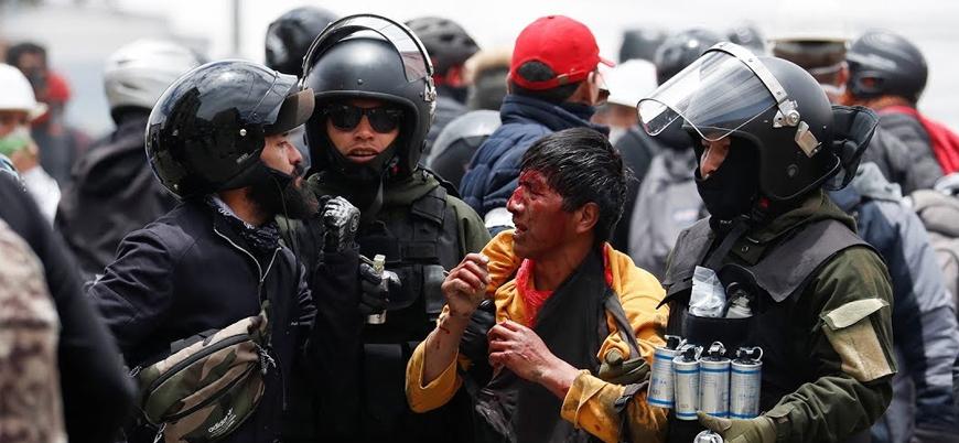 Bolivya'daki gösterilerde ölü sayısı 23'e yükseldi