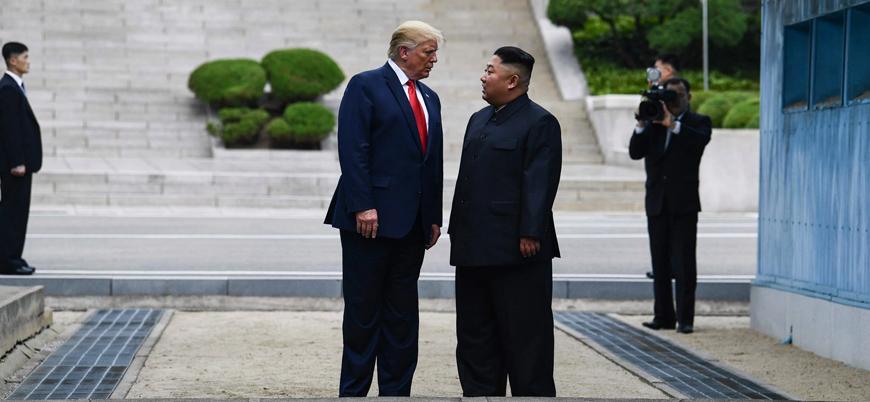 Trump'tan Kuzey Kore lideri Kim Jong Un'a 'yeniden görüşme' çağrısı