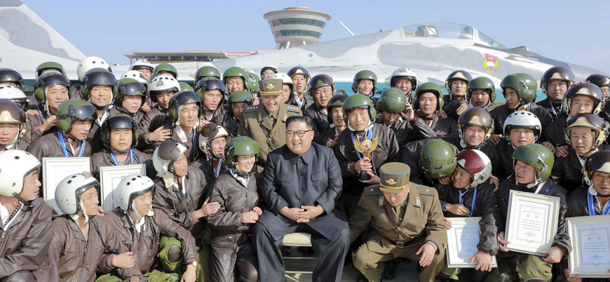 Kuzey Kore'den peş peşe iki askeri tatbikat