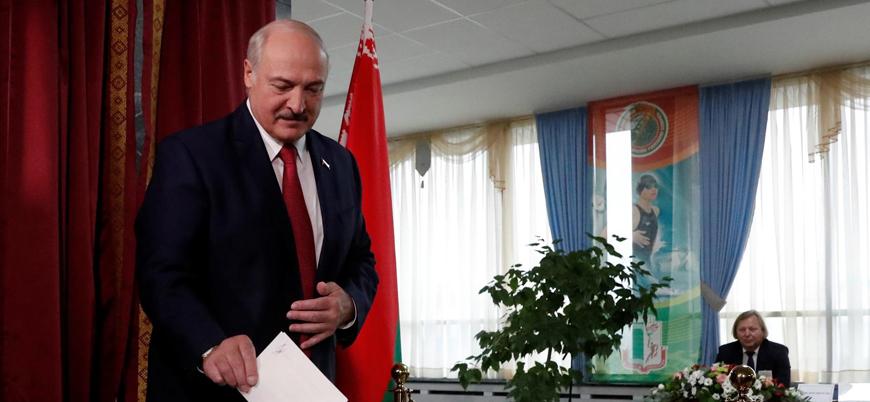"""""""Avrupa'daki son diktatör"""": Belarus'ta meclisin tamamını iktidar partisi kazandı"""