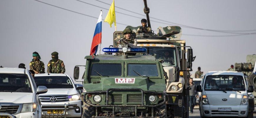 YPG Rusya ve Esed rejimi anlaştı: Türkiye sınırındaki bölge rejime devredilecek