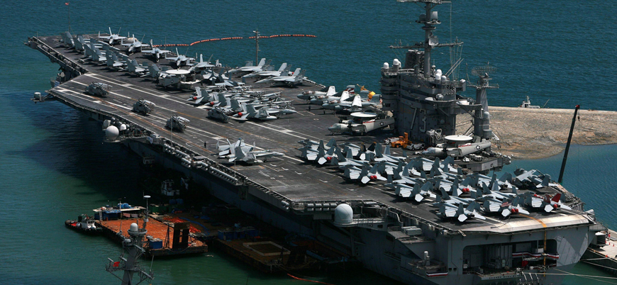 Çin'den Tayvan'a 'uçak gemili gözdağı'
