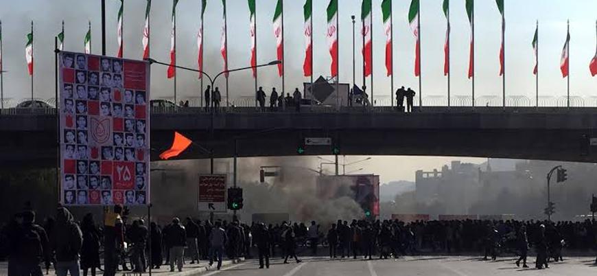 İran'da protestoların iki günlük bilançosu: 36 ölü 1000'i aşkın gözaltı