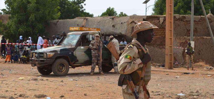 Mali'de askeri birliğe saldırı: 24 ölü