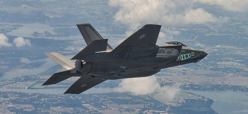 İsrail iki yeni F-35'i filosuna katıyor