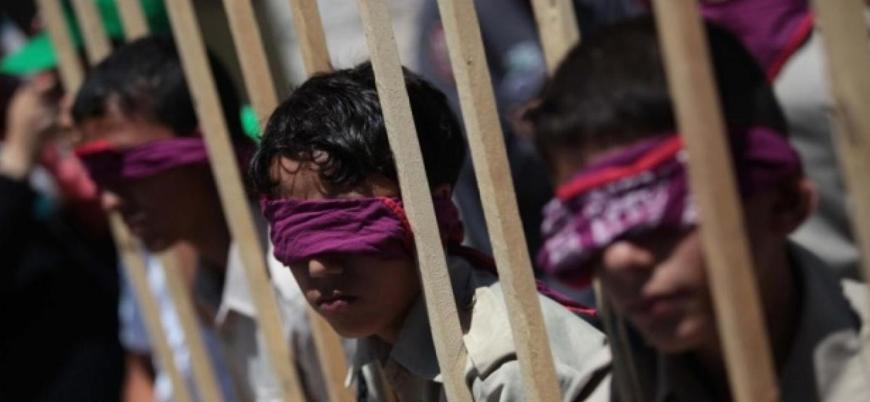 Dünyada 7 milyon çocuk özgürlükten mahrum