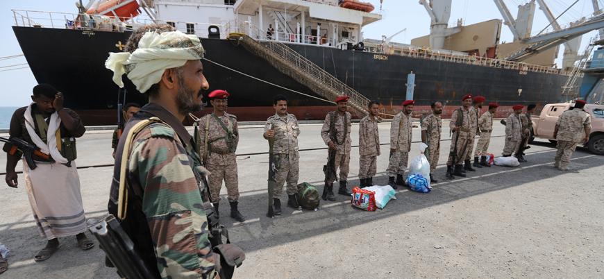 İran destekli Husiler Kızıldeniz'de biri Suudi Arabistan'a ait 3 gemiye el koydu