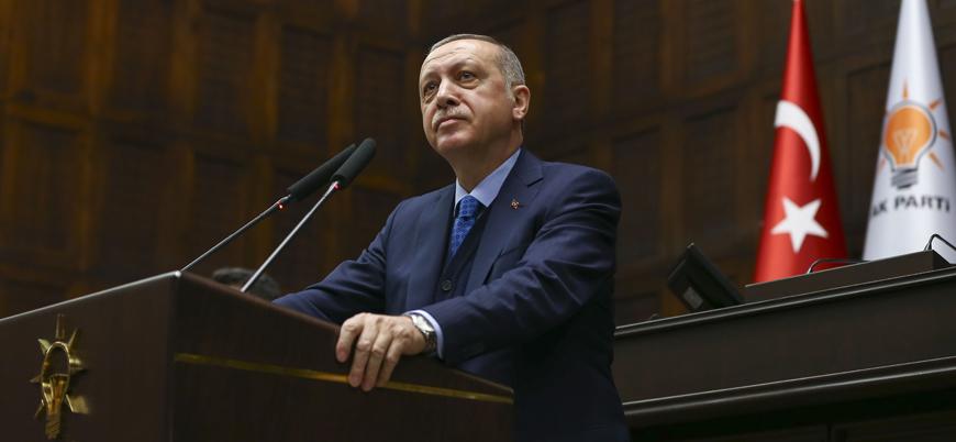 Erdoğan: Suriye Milli Ordusu bizimle mücadele eden mücahitlerdir