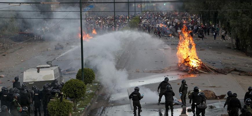 Bolivya'da Morales yanlılarının protestosunda ölü sayısı 25'e yükseldi