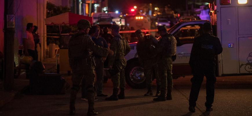 Meksika'da çantalara konulan 25 ceset bulundu